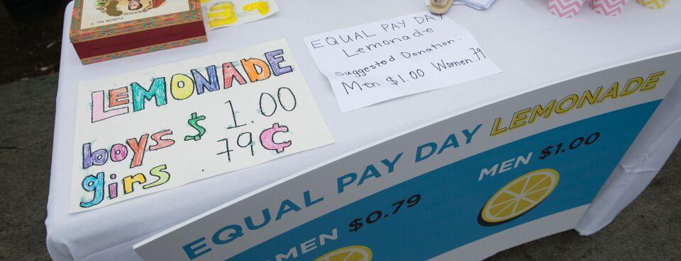 pay gap wage data.
