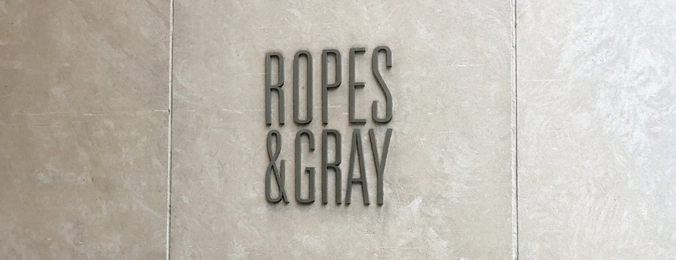 Willkie Finance Chair Joins Ropes & Gray in New York