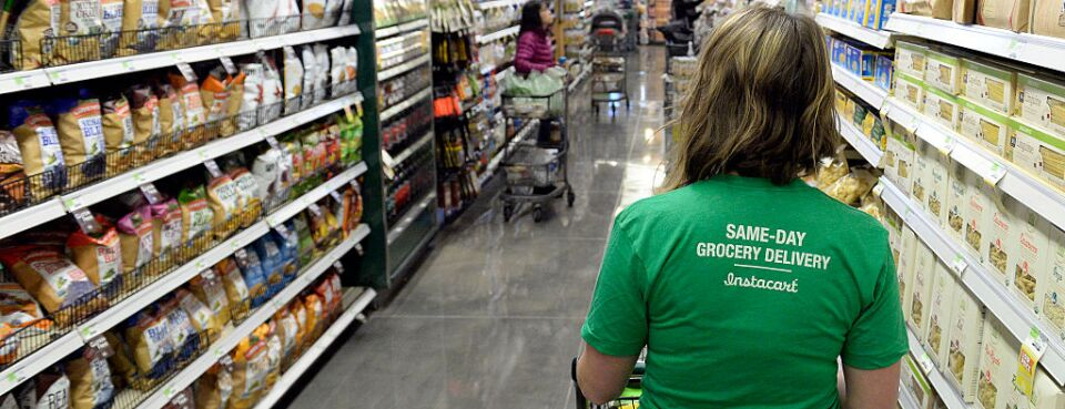 San Diego Closer to Win on Making Instacart Reclassify Workers