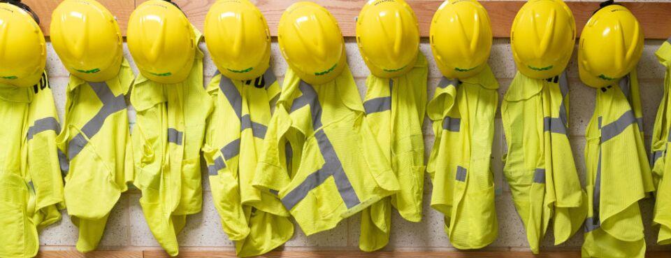 Safety gear DLR 5--21
