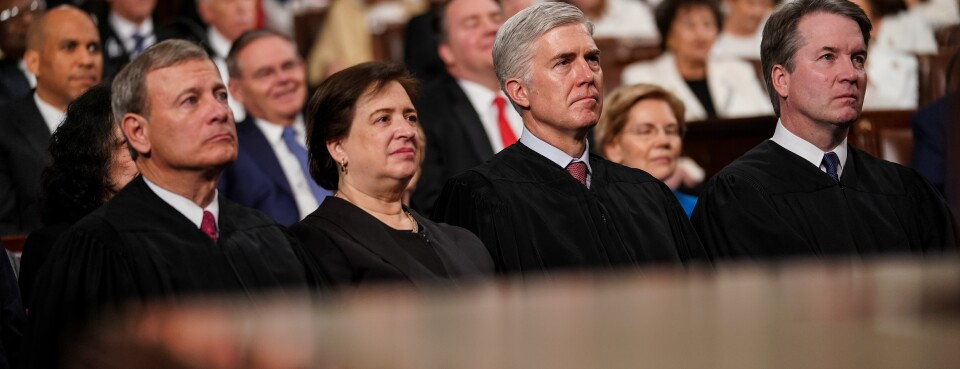 Kagan, and Maybe Kavanaugh, Join Roberts in High Court's Center