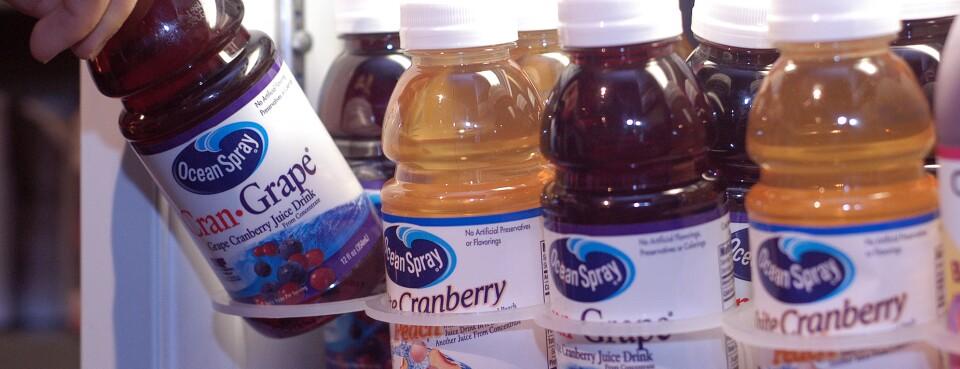 Ocean Spray Must Better Publicize Labeling Class Action