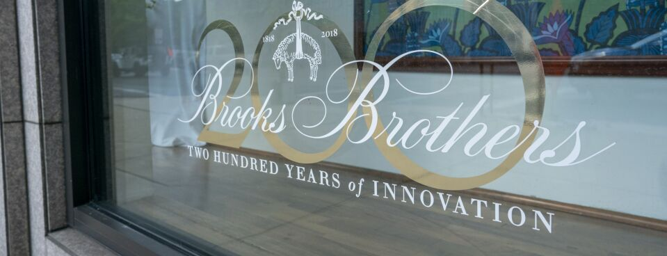 Brooks Brothers' Chapter 11 Liquidation Plan Approved After Sale