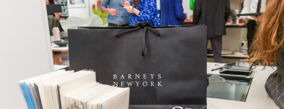 Barneys 'Discounted' Scarf, Sweater No Bargain, Shopper Alleges