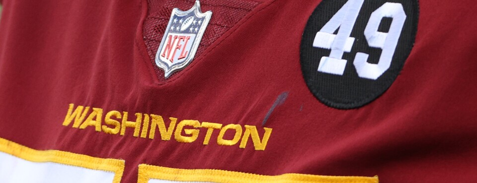 NFL Washington Football Team's Trademark Bids Rebuffed (1)