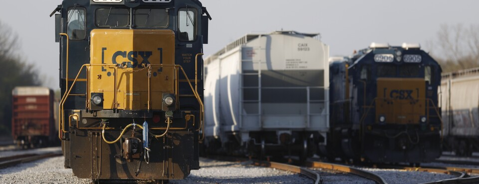 Railroad Fuel Tax Case Holds for U S  Solicitor General's Input