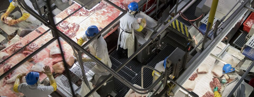House Panel Investigating Meatpacking Plant Covid Outbreaks (2)