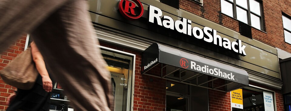 radioshack login