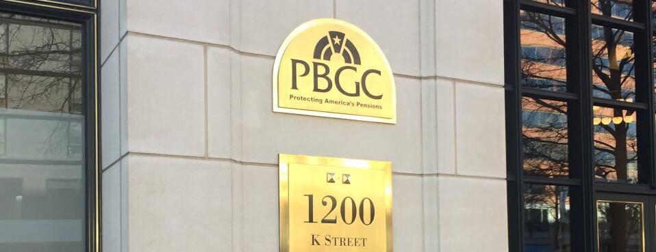 'Alarm Bells Are Ringing,' Pension Insurer Warns Lawmakers