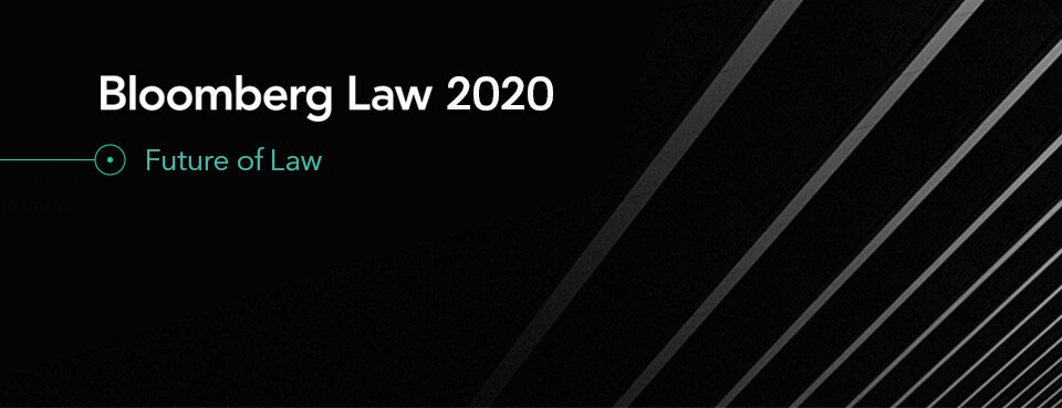 2020: The Future of Law - cover
