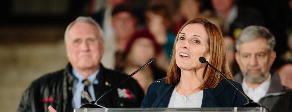 Grand Canyon Mining Pressures Senator's Election Bid (2)