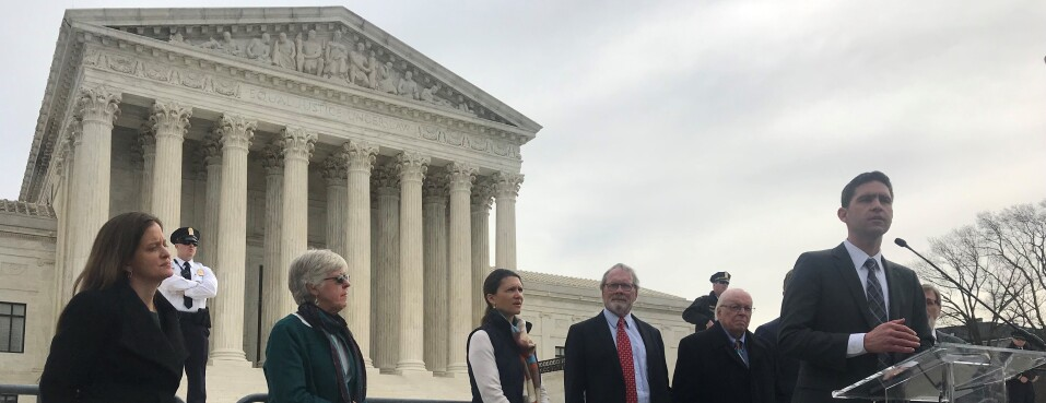 Dominion Pipeline Backers Optimistic After Supreme Court Hearing