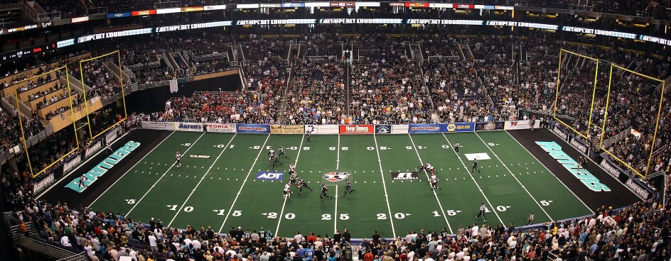 Ex-AOL Lawyer Tried in Vain to Save Arena Football League