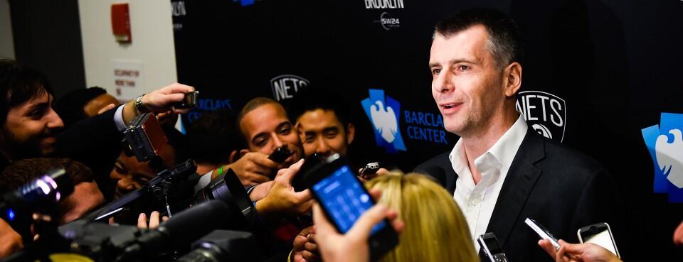Hogan Lovells Reps Prokhorov in Sale of Brooklyn Nets Stake