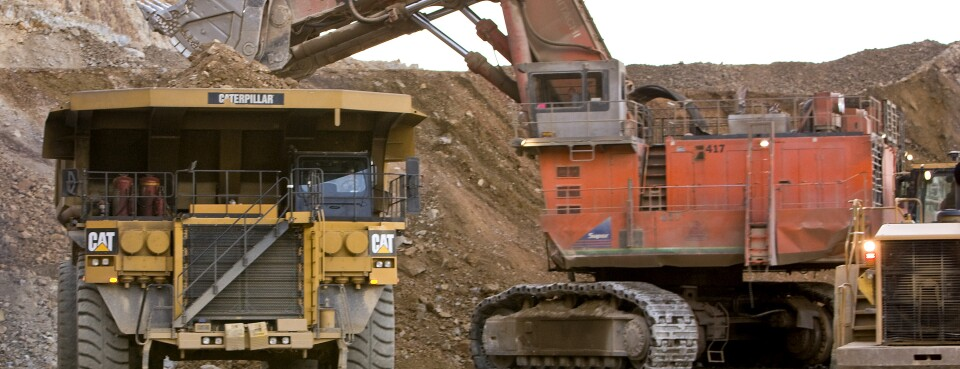 Output Of Monster Diggers Ramps Up At Top Mining Equipment Firm