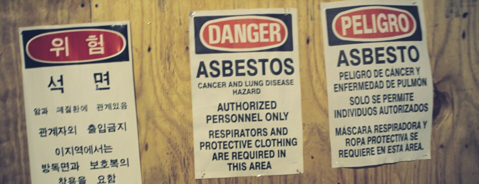 EPA Needs Way to Gather Information on Asbestos Use, States Say (1)