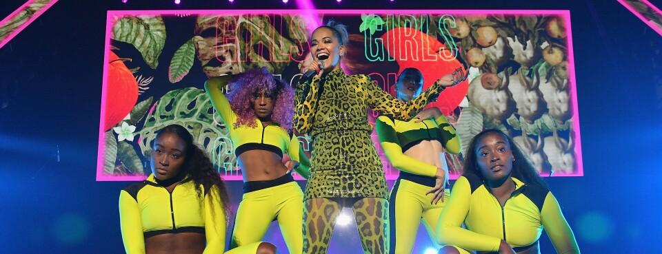 Notorious B.I.G. Estate, Rita Ora Win 'Party and Bull----' Case