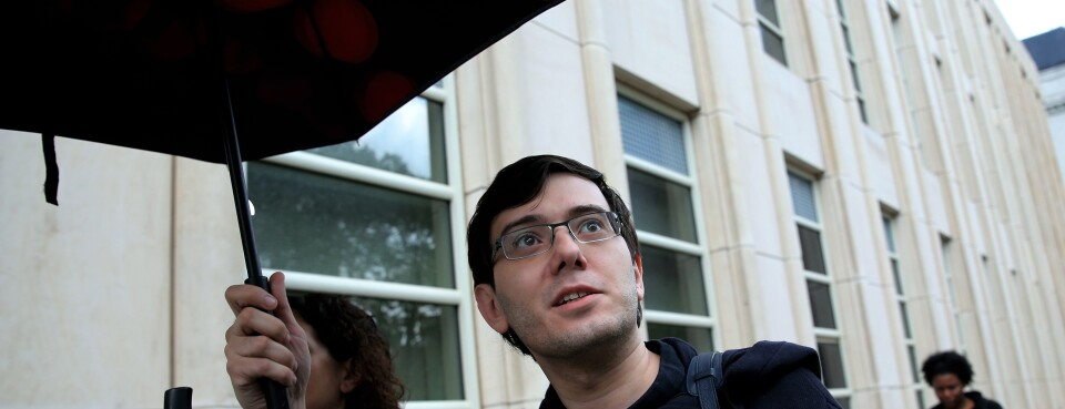 'Pharma Bro' Martin Shkreli Must Face Antitrust Suit for Now
