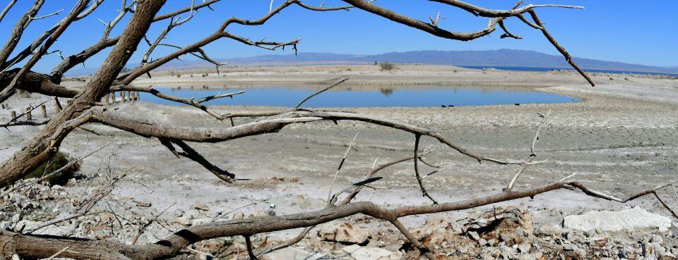 Salton Sea Dust, Air Quality to Get Closer Look in California