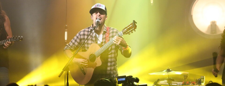 Jason Mraz Accuses MillerCoors of Infringing 'I'm Yours' Song