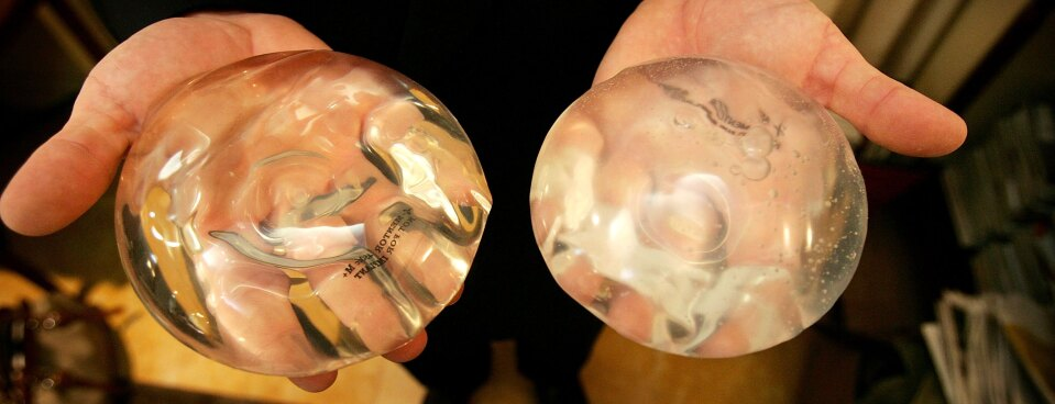 Leaking Breast Implants Leave Women Fighting Infections, Insurers