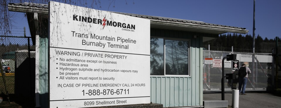 Trans Mountain Pipeline Permit Proposal Hits Canada's Top Court