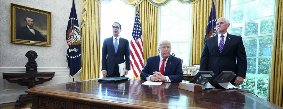 Trump Weighs Weakening Obama Rules to Curb Corporate Inversions