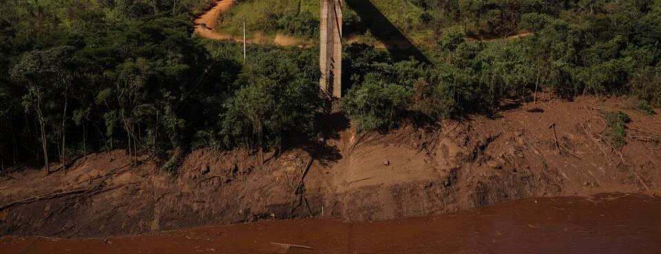 Brazil Miner Vale Anticipates Possibility of Another Dam Break