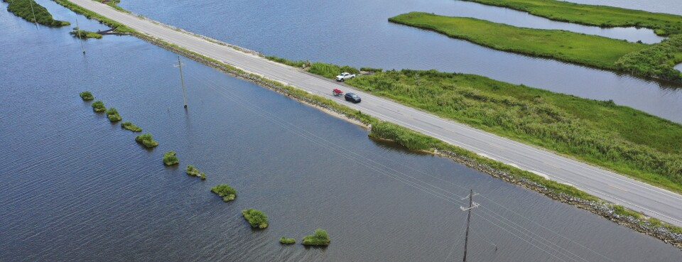 Oil Industry Faces Litigation Worth Billions in Louisiana Courts