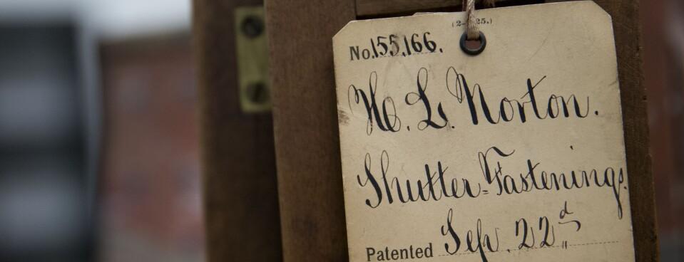 old patent