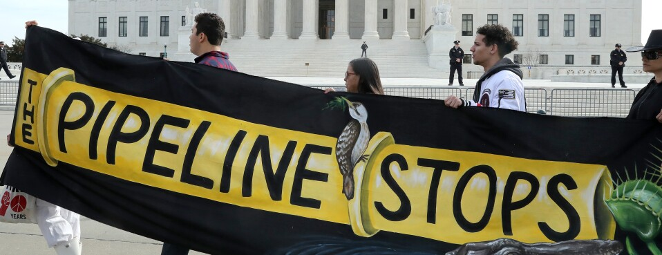 Top Court Seems Ready to Back Atlantic Coast Pipeline Permit (2)