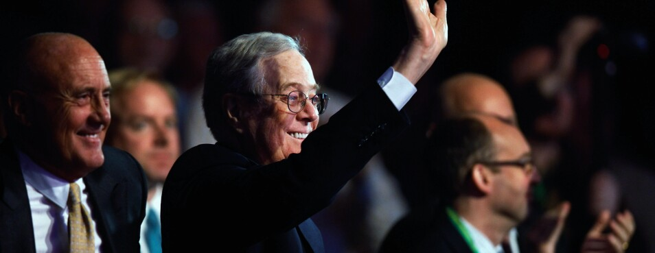 Koch Brothers Lose Rehearing Bid in Donor Disclosure Case