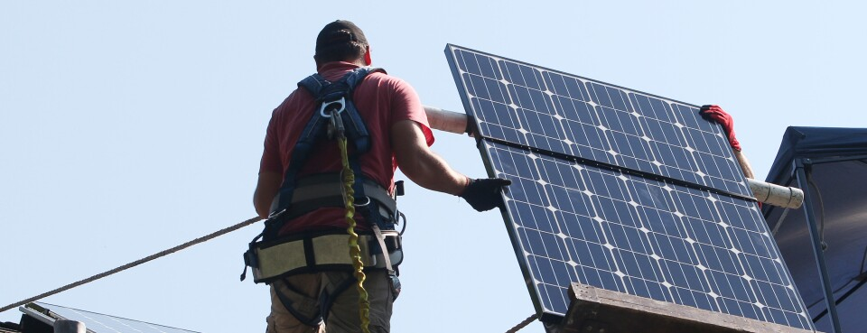 Solar Panel Installation Isn't Roofing Work? Bergelectric