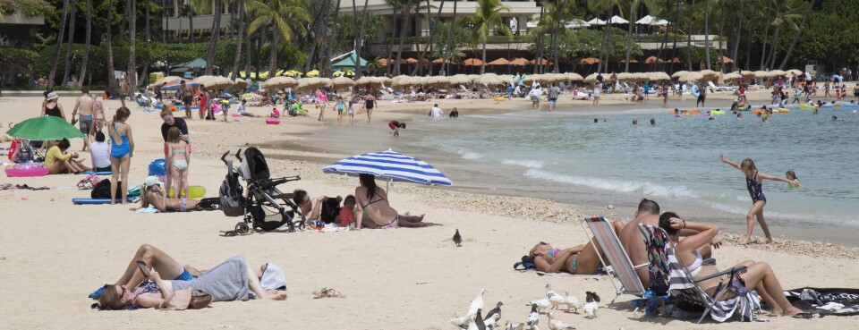 Hawaii Balks at Higher Taxes With Tourism Revenue Stagnant