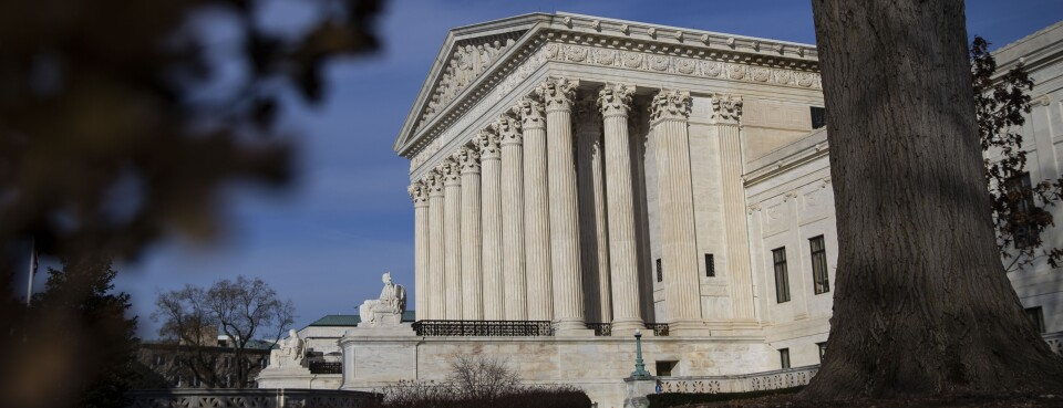 Delaware Judicial Partisan-Balance Rule Gets High Court Look (1)