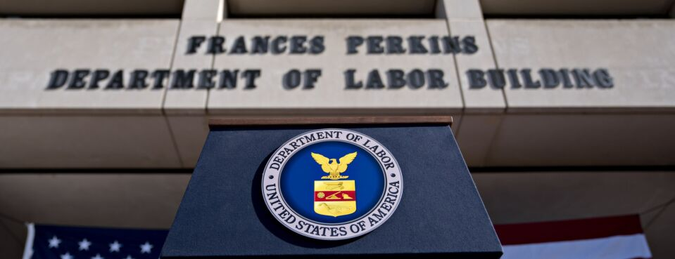 DOL Officials Exposed to Virus During White House-Led Interviews