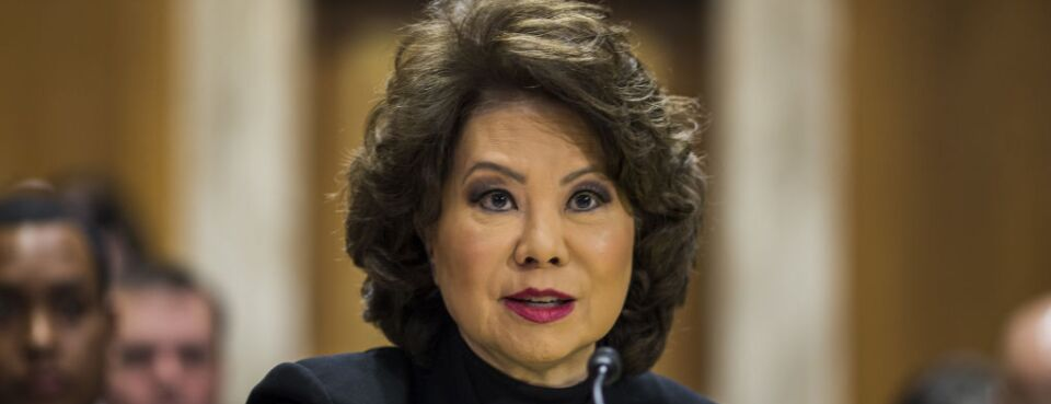 Emails About Secretary Chao's Canceled Trip to China Stay Secret