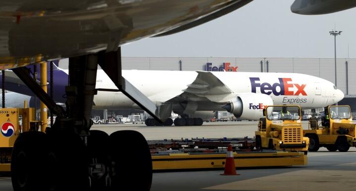 FedEx used Dec 2