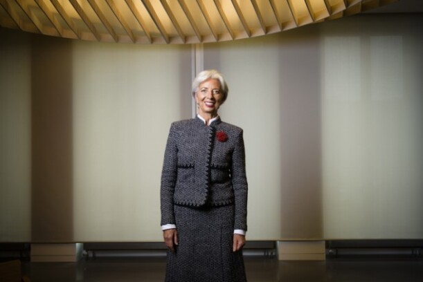 Wake Up Call: Ex-Baker McKenzie Chair Lagarde to be ECB's 1st Female