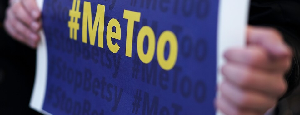 Sciences Address Harassment; #MeTooSTEM Wants Funds Cut Too (1)