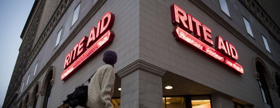 Rite Aid (used 8/22/18)