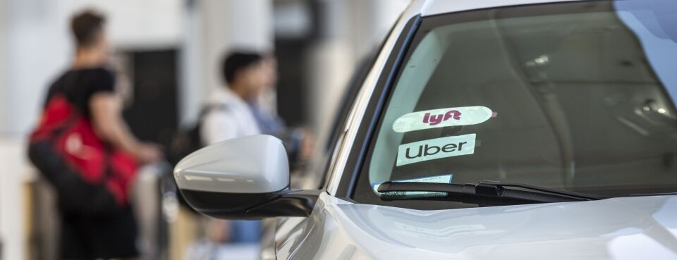 California Moves to Regulate Climate Impact From Uber, Lyft