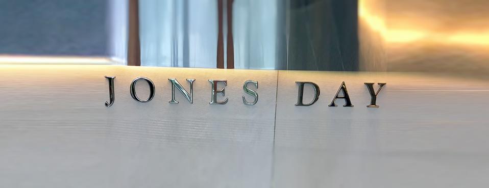 Jones Day Hires ex-DOJ Lawyer Known for Defending Trump