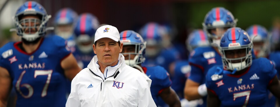 Kansas Athletics Opposes Release of Les Miles Documentary Tapes