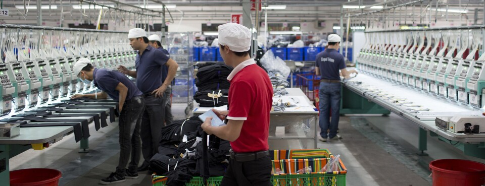 Puma Among Textile Firms Seeking to Tap Less Water in Vietnam