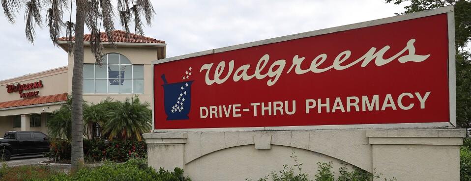 Walgreens - used 3.1