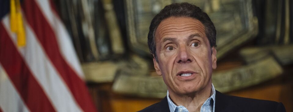 Cuomo Says 'Wear a Mask' as Protests and Coronavirus Collide