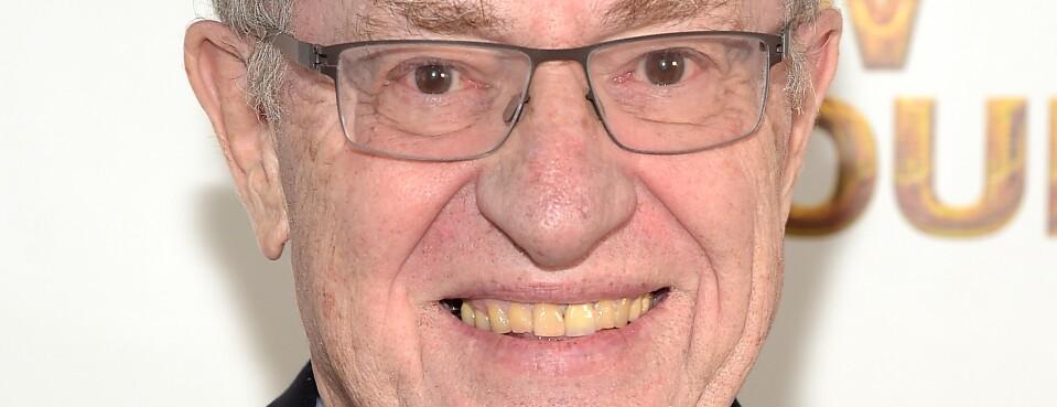 Cernovich Dershowitz