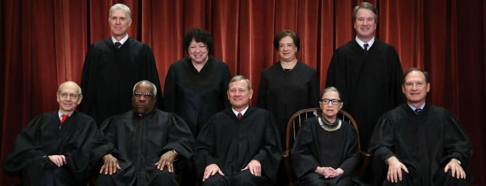 INSIGHT: Why Are Supreme Court Justices Registered as Democrats and Republicans?