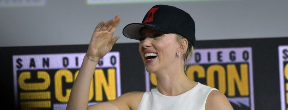Scarlett Johansson Sues Disney for Streaming 'Black Widow' (2)